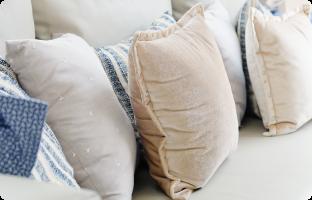 寝具用品の開発