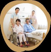 家庭用永久磁石の付いたマットレスや枕等の、医療機器